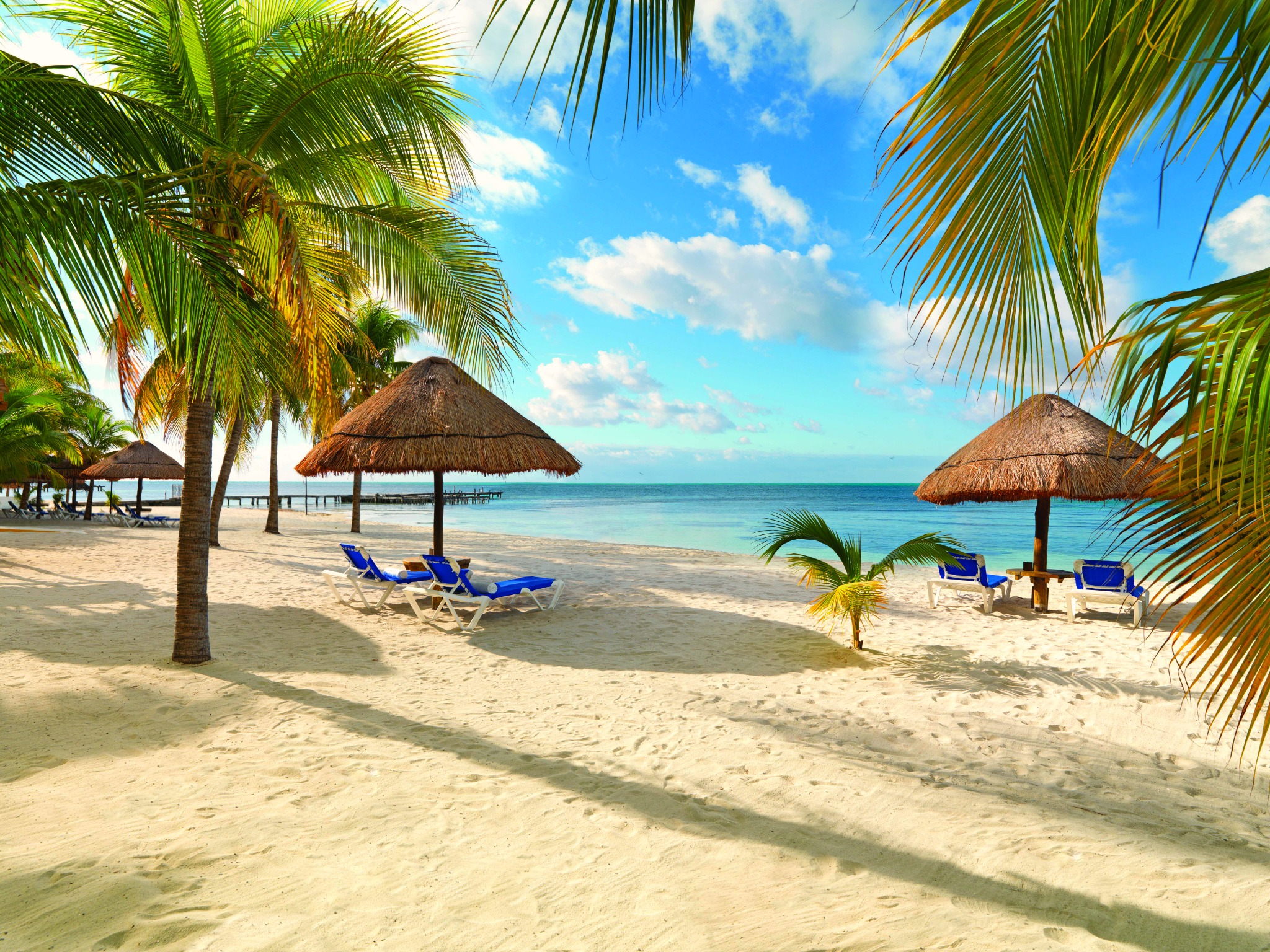 3 most beautiful beaches quintanaroo private mexico tours for Most luxurious beach resorts in the world
