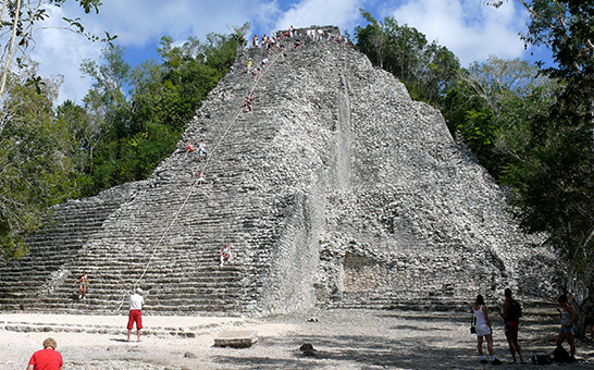 coba-archaeological-site