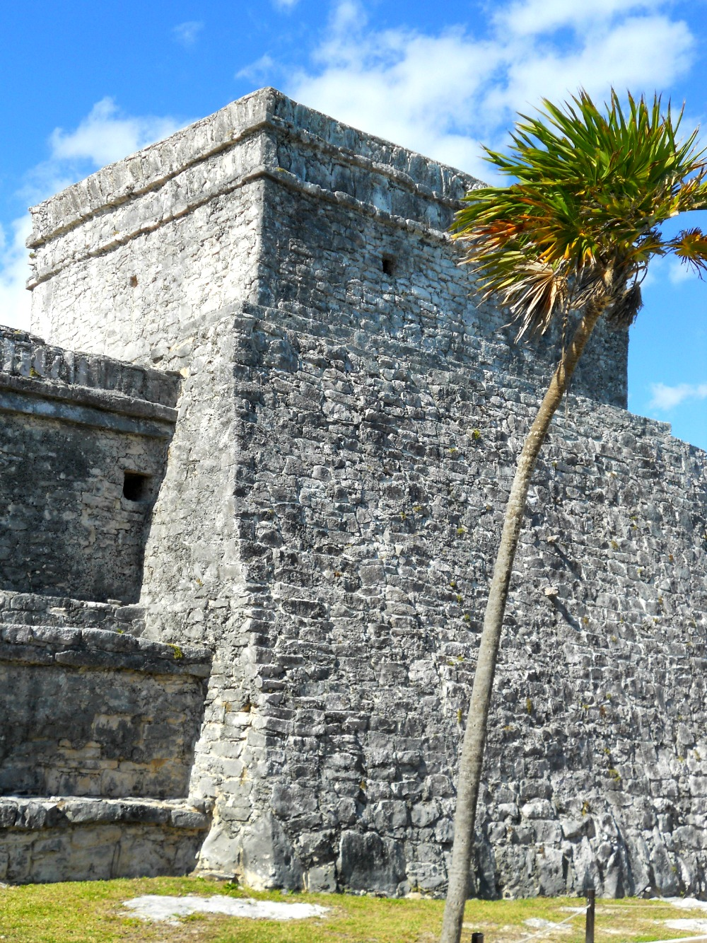 Archeological site Tulum