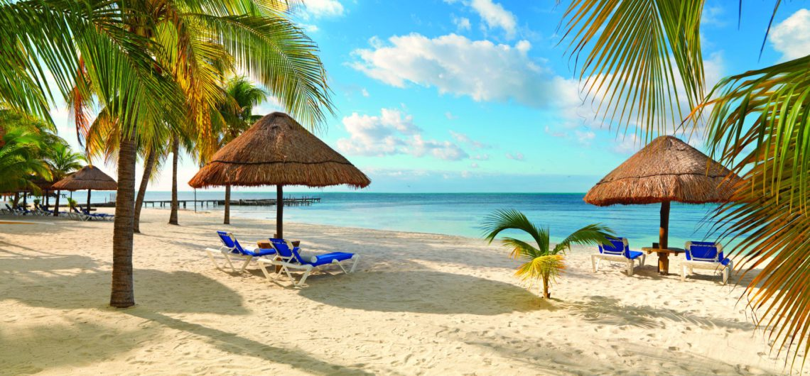 Top 3 Most Beautiful Luxurious Beaches In Quintana Roo Mexico