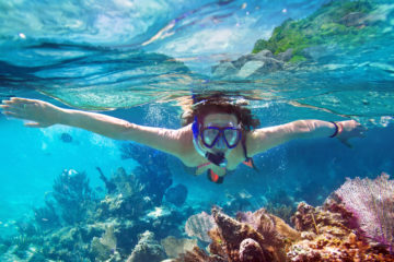 private snorkel cancun tour